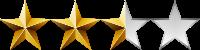 TWO-HALF-STARS 200x50